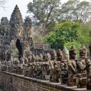 Angkor Wat One Day Tour With Lunch and Sunset