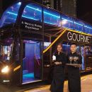 GOURMETbus Dinner Tour with Visit to Gardens by the Bay