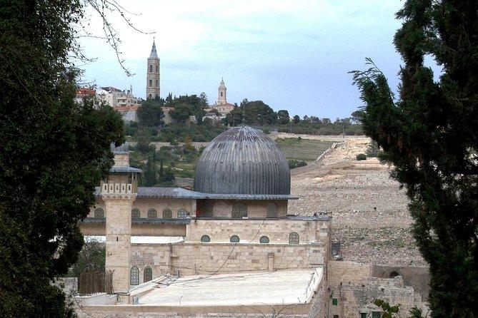 Jerusalem Christian Heritage Private Tour