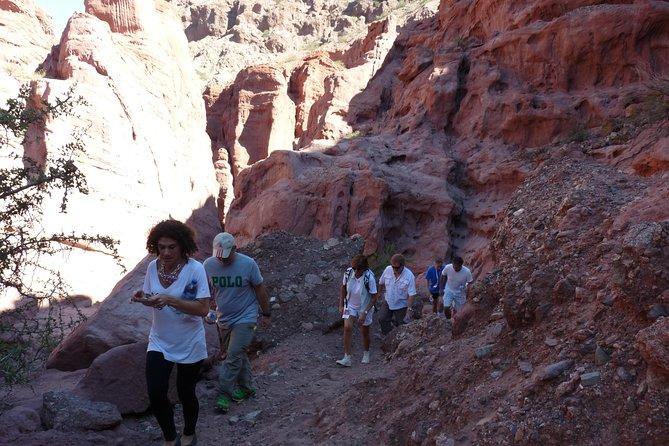 Quebrada De Las Conchas Hiking from Cafayate