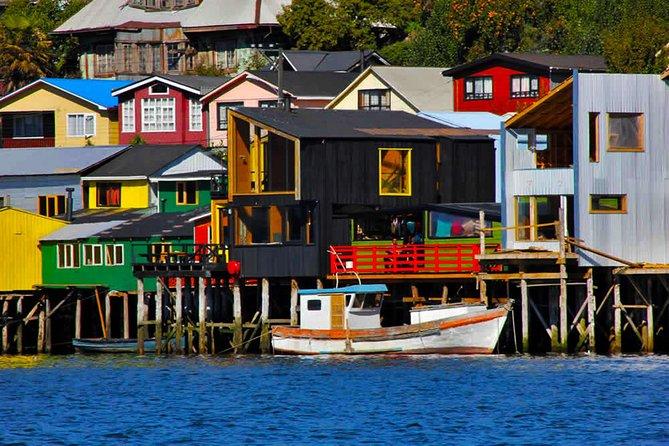 Chiloe Island: Castro & Dalcahue