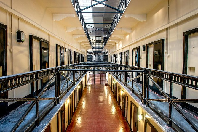 Guided Tour of Crumlin Road Gaol in Belfast