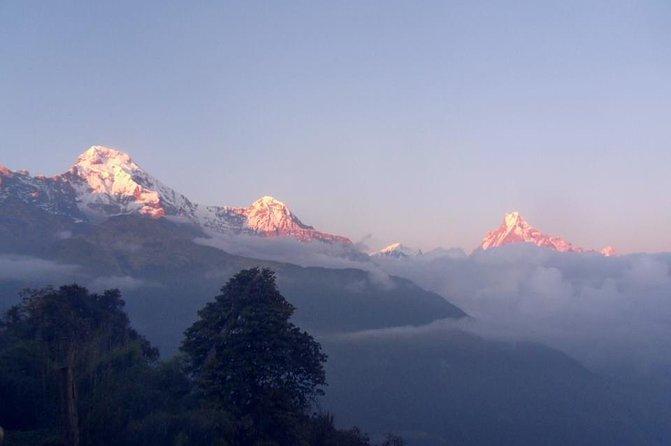 5 days Ghorepani Poonhill Trek