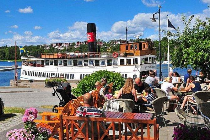 Grand Canal Cruise to Gustavsberg
