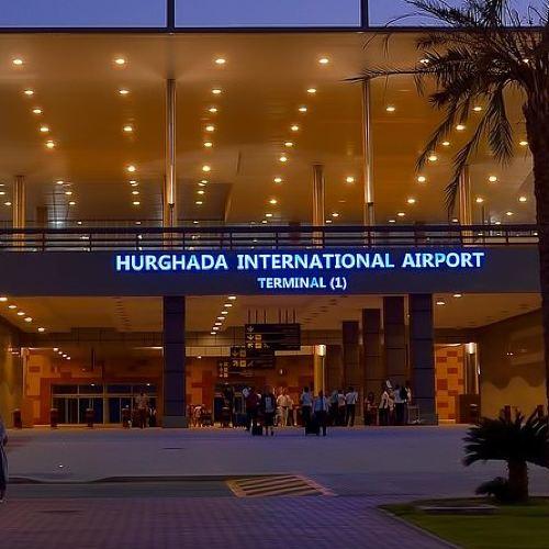 Hurghada International Airport Private Departure Transfer