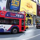 Hop-On Hop-Off NYC Bus Tour, Statue of Liberty, and More