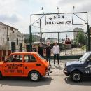"""Self-Drive Tour: Warsaw Off The Beaten Path by Retro Fiat """"Toddler"""""""