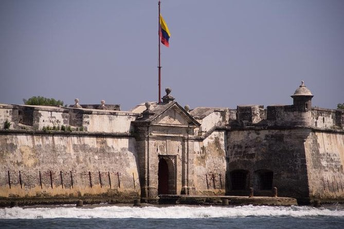 Cartagena 4-hour Sightseeing Tour through the Old City starting at the port