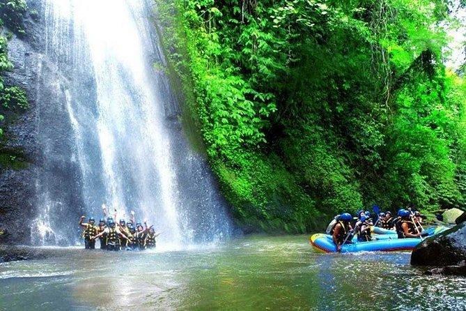 One Day Tour Ayung River Rafting With Ubud And Kintamani Volcano Trip Com