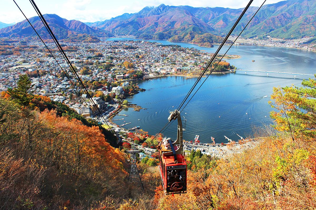 Mount Fuji & Kawaguchiko Lake Cruise One-Day Tour