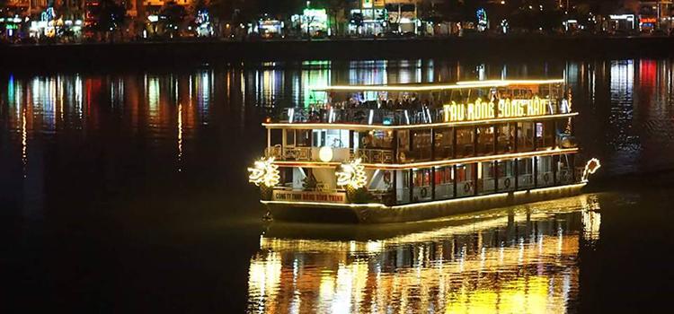 Danang Han River Cruise1