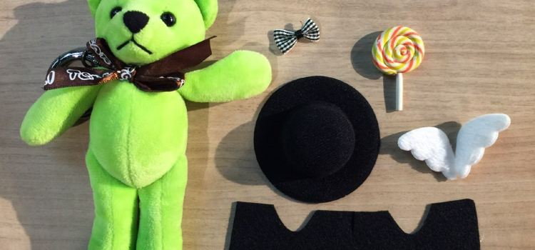 Teddy Bear Safari3