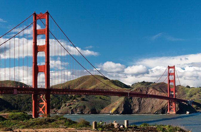 San Francisco Grand City Tour Including Free Walking Tour