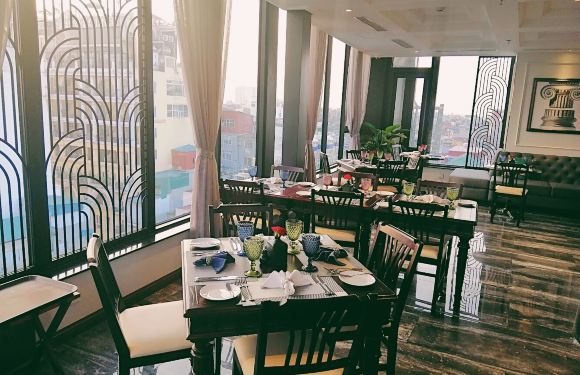 越南河內|越式料理套餐 O'Lake View