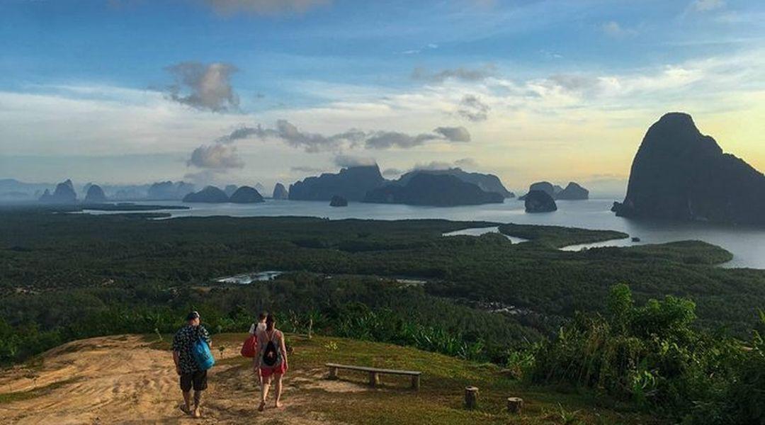 Phang Nga Treasures X James Bond Island X Sunrise Trek X Caves And Sea Canoe