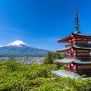 日本富士山一日遊(新倉山淺間公園+果園採摘水果+自助午餐)