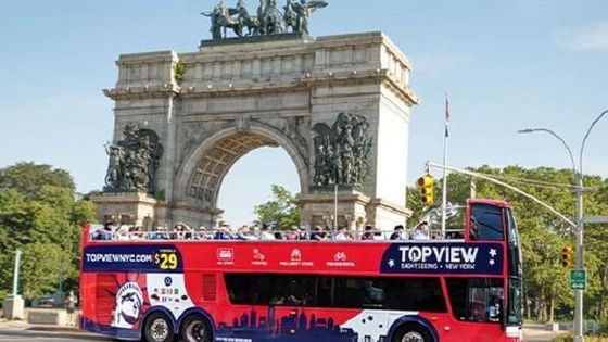 Brooklyn Double-Decker Sightseeing Bus Tour, from Lower Manhattan
