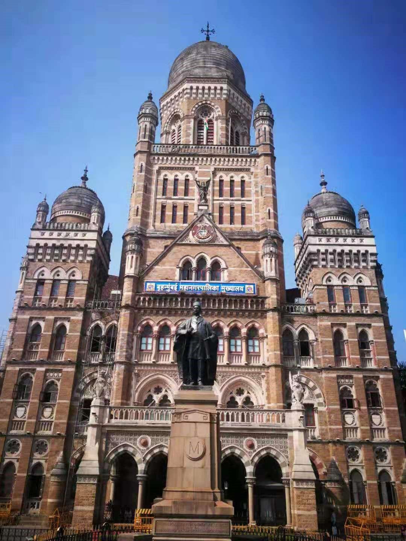 印度+孟買一日遊