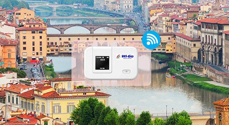 歐洲 | WIFI 分享器 吃到飽不降速(Wi-Go! 台灣自取)