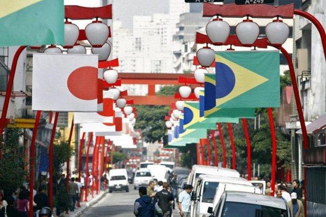 "São Paulo's Major Tourist Attractions ""Private Tour"" - 8-Hour (Santos Pick-up)"