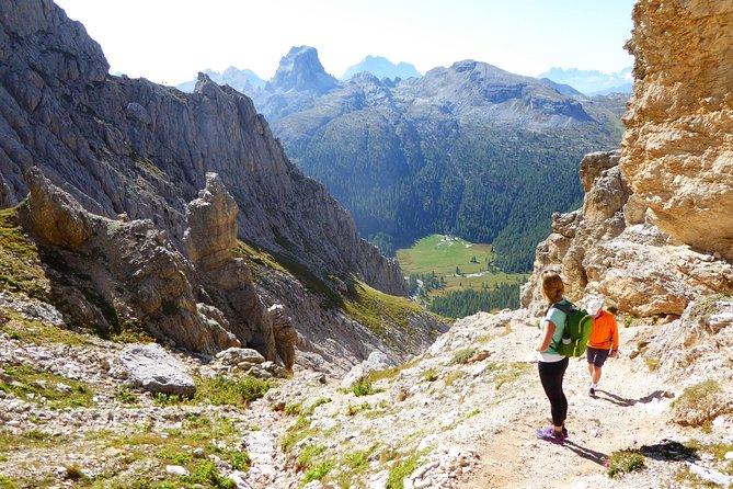 Dolomites Trekking Experience