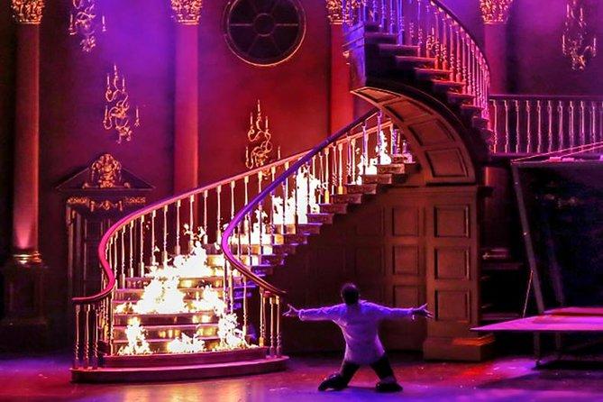 Illusionist Rick Thomas' Mansion of Dreams Show in Branson