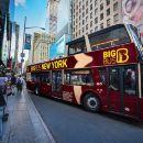 (BIG BUS,2小時夜遊通票)紐約隨上隨下觀光巴士Panoramic Night Tour(實體票/电子票可選)