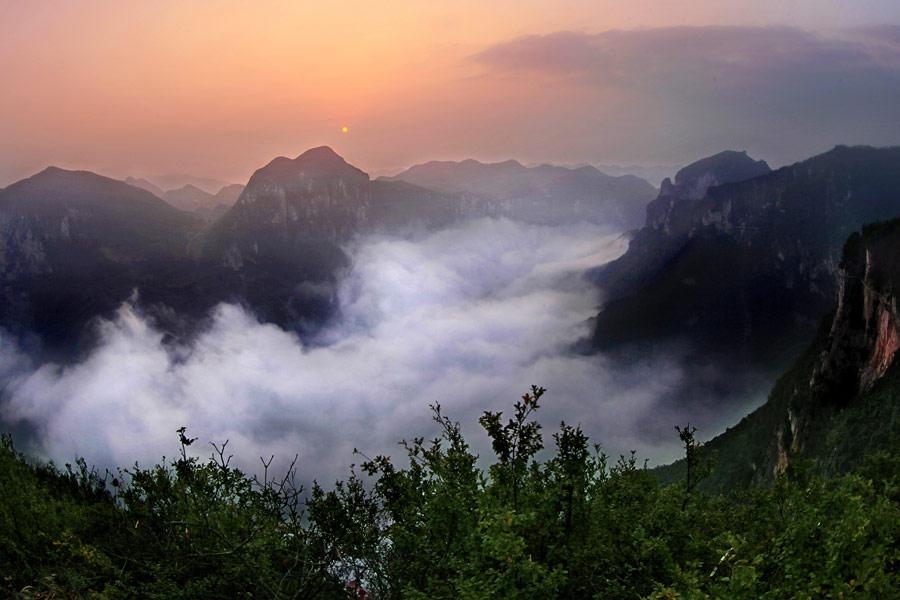 윈양룽강 국립 지질학 공원 입장권