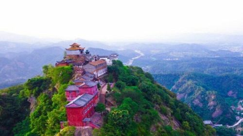 Mount Mingfeng Scenic Area