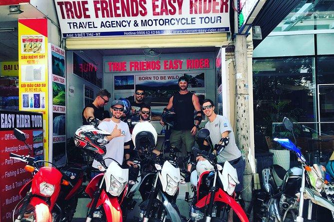 01 Day trip motorcycle Tour Nha trang to Dalat ( one way )