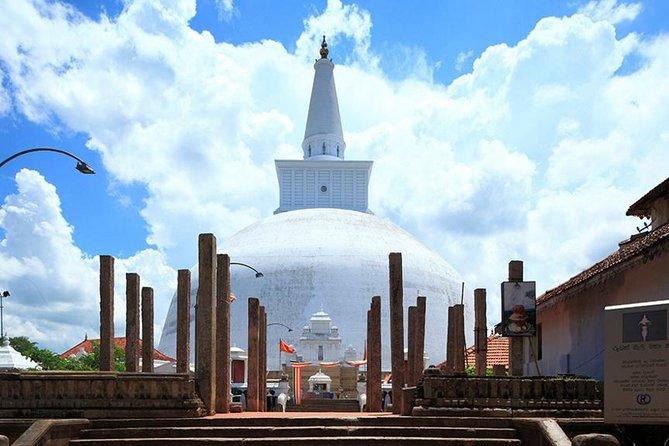Sacred City of Anuradhapura from Dambulla (Private Day Tour)