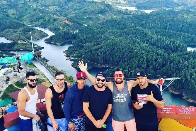 Private Tour: El Peñol and Guatape Dam from Medellin