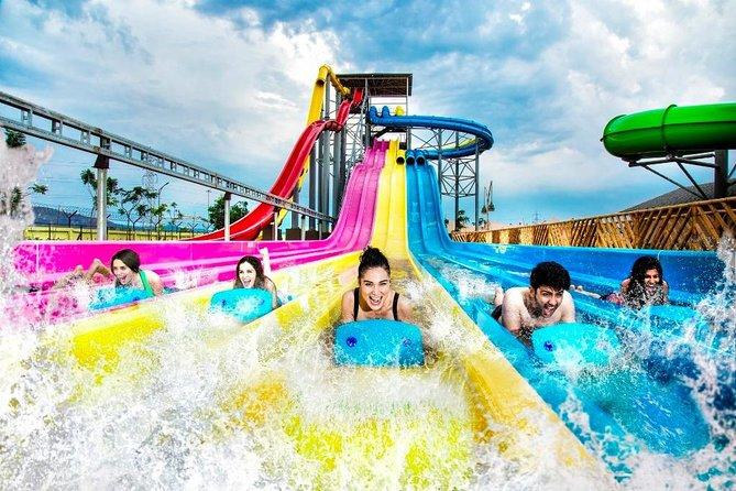 Skip the Line: Wet N Joy Water Park Admission Ticket, Lonavla, Maharashtra