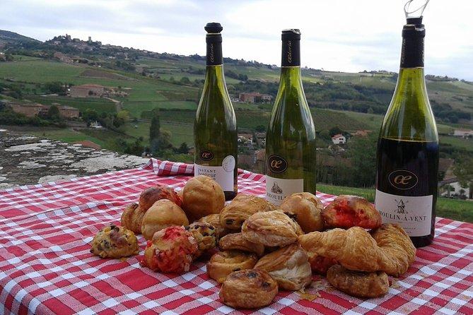Beaujolais Gourmet Wine Tour with Tastings from Lyon