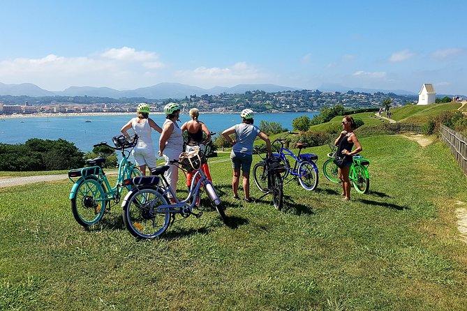 Electric Bike Tour: Biarritz and Saint-Jean-de-Luz