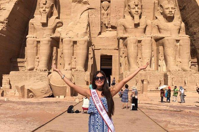 Full Day Tour to Abu Simbel from Aswan