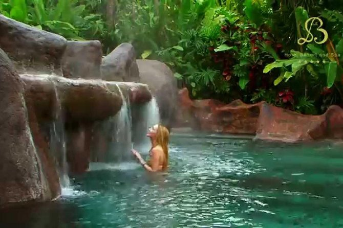 Day Trip from San Jose to Arenal Hanging Bridges & Baldi Hot Springs Resort