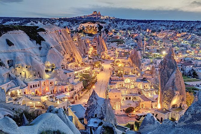 2 Days Ankara-Cappadocia Tour by Bus - YK003
