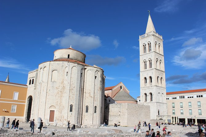 Zadar city and Vrana Lake Nature Park - private day tour from Split