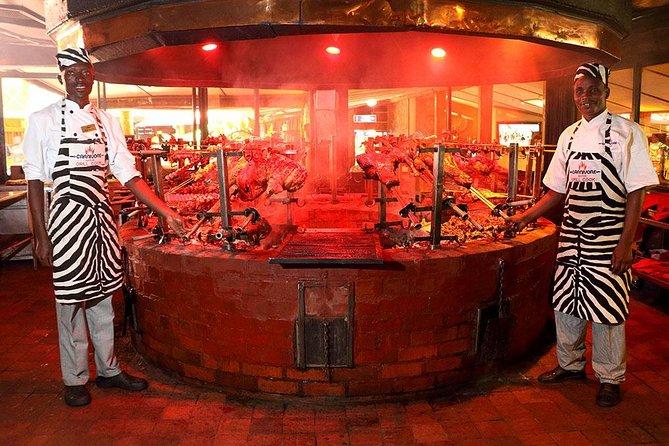 Carnivore restaurant lunch or dinner from Nairobi