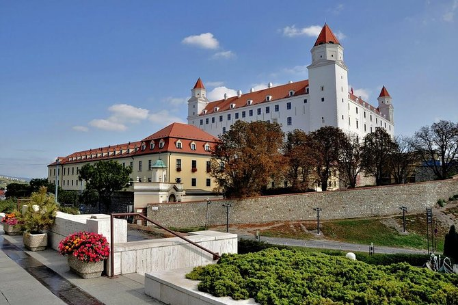 Private Bratislava Day Trip from Budapest with lunch