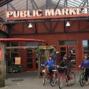 Small-Group Granville Island Market to Gastown Bike Tour