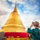 Bangkok Airport Layover Special : Touch of Thailand 8 Hours Transit Tour