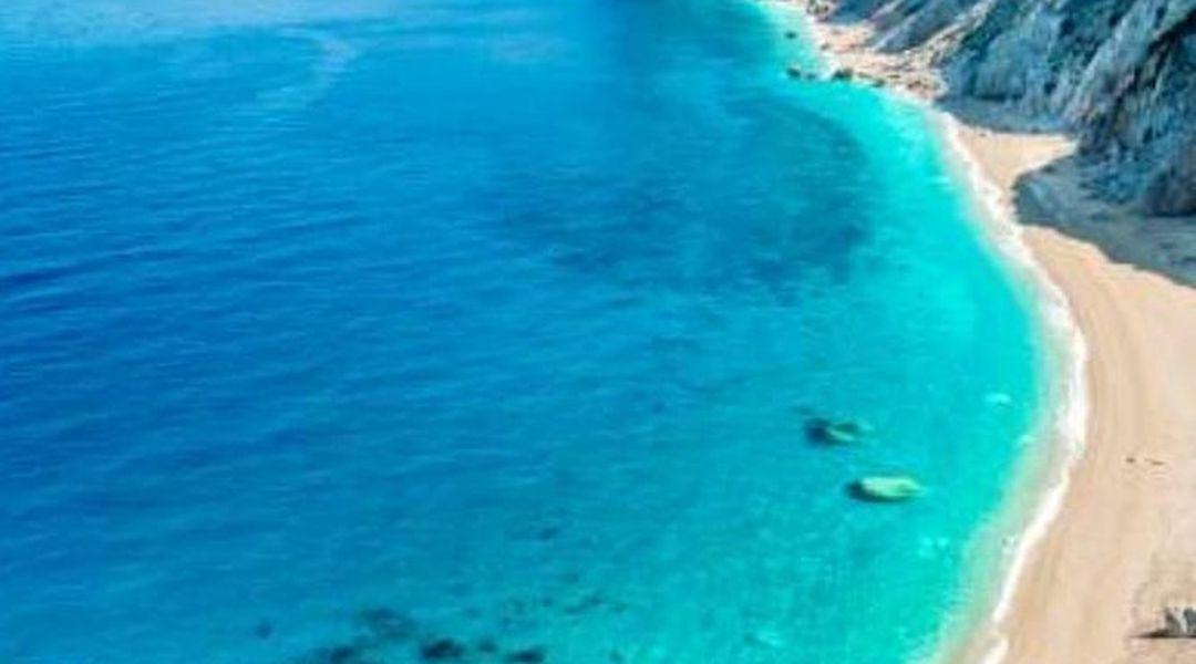 Platia Ammos Cruise From Argostoli Port Trip Com