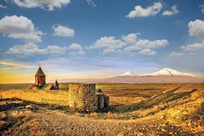 Private tour to Khor Virap, Areni, Noravank, Birds' cave (Areni 1), Jermuk