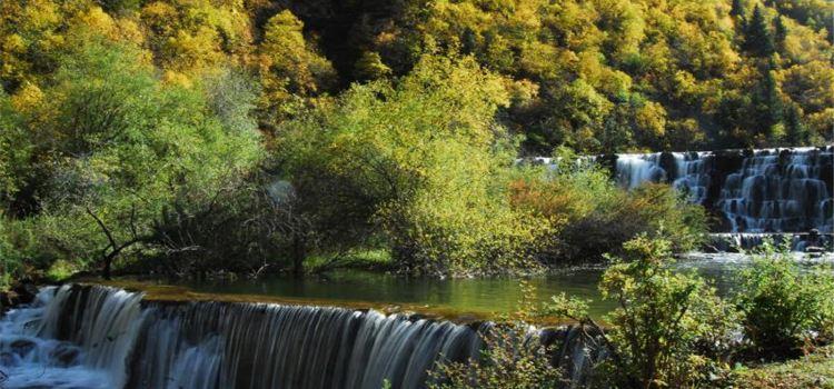 互助北山國家森林地質公園2