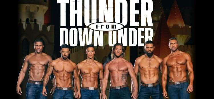 《Thunder from Down Under》澳洲猛男秀1