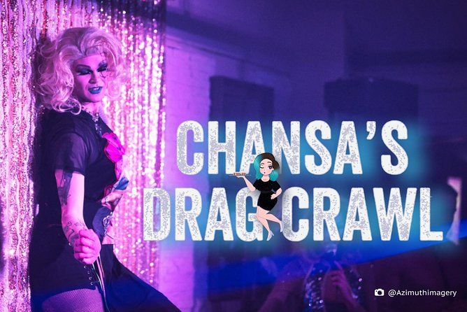 Drag Bar Crawl in Toronto's Gay Village