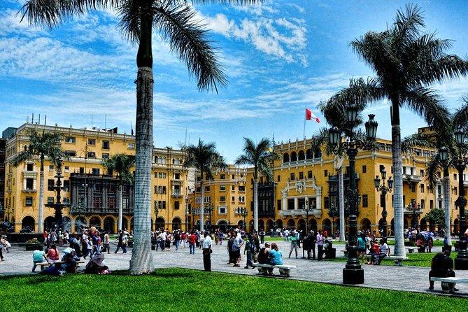 Past & Present Peru: City tour + Larco Museum + Memorial Museum