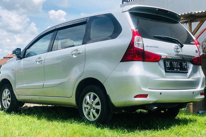Bali Private Car Charter